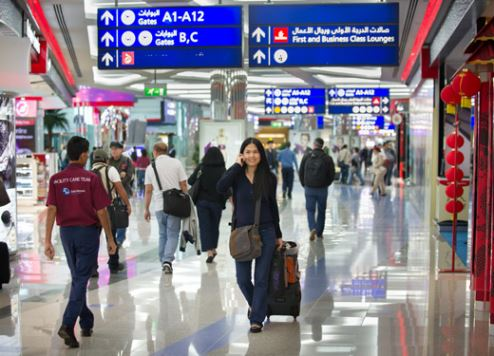 DXB passenger traffic surges 8.8% in February