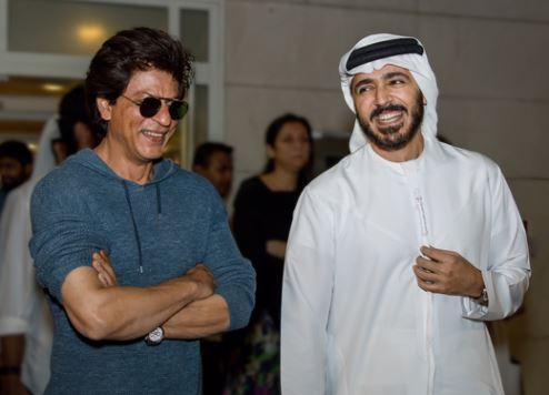 Shah Rukh Khan returns to Dubai to shoot #Bemyguest sequel