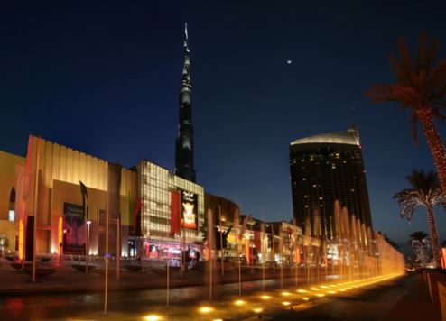 Dubai's mall business booms on the back of strong tourism growth