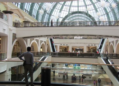 Malls push up Dubai hotel ADRs by 25%