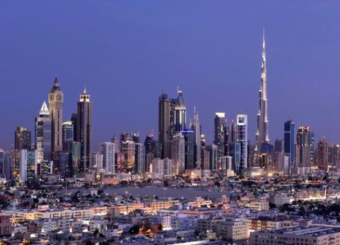 Dubai dominates list of world's tallest skyscrapers
