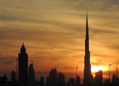 A 3D-printed skyscraper could soon be added to Dubai's famous skyline