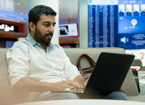 Dubai Airports has launched WOW-Fi, the world's fastest airport-based free Wi-Fi service.