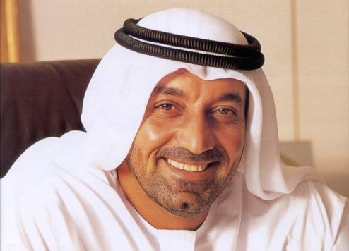 Sheikh Ahmed Bin Saeed Al Maktoum, chief executive of the Emirates Group and chairman of the Economic Development Committee in Dubai.