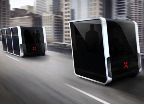 Dubai autonomous vehicle trial