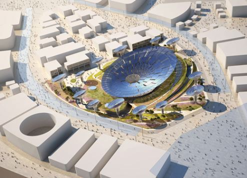Expo 2020 Sustainability Pavilion