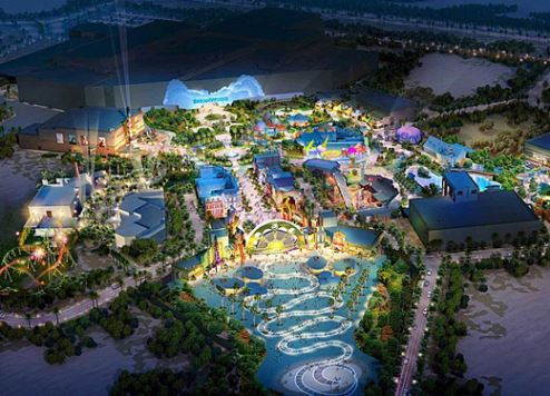 Dubai Parks and Resorts motiongate