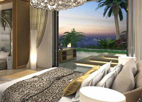 Jumeirah Al Naseem Presidential Suite
