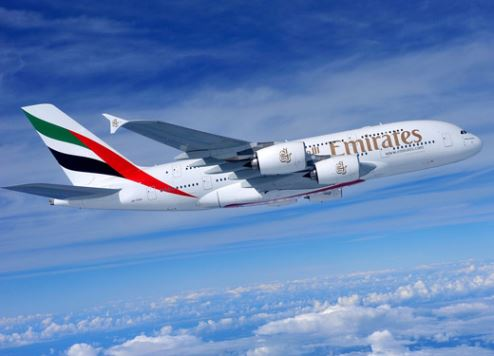 Emirates is the world's largest operator of A380s.
