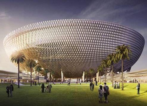 The Mohammed bin Rashid Stadium