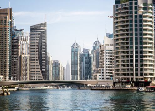 Dubai's property market is surging