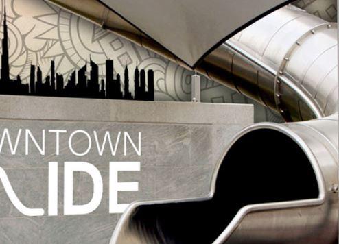Downtown Slide