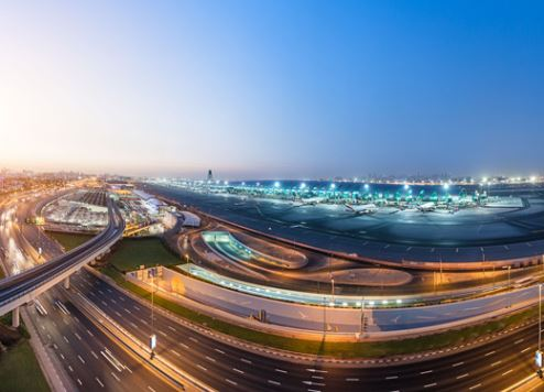Dubai's Airport Road
