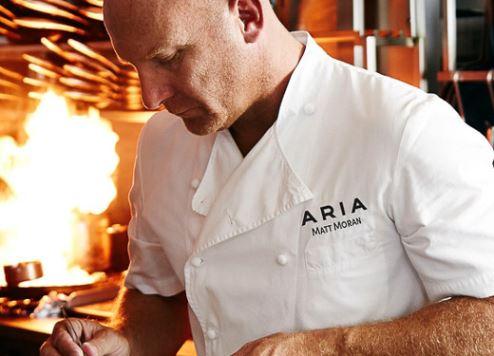 Australian chef Matt Moran