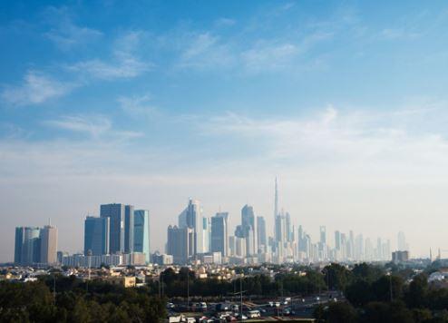 Dubai's building