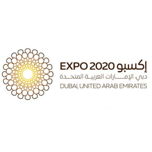 The new Expo 2020 logo