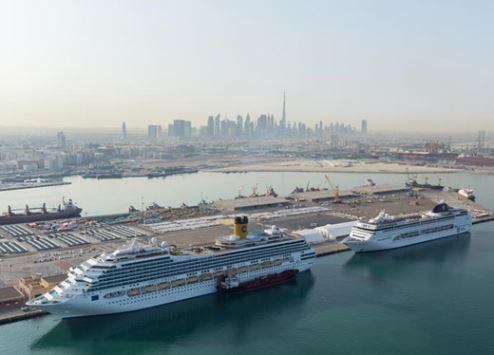 Dubai's Mina Rashid Port