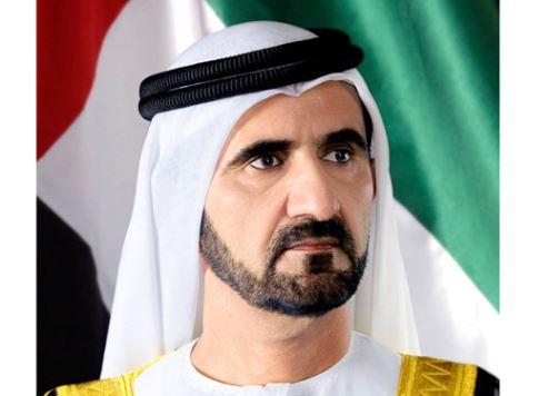 Sheikh Mohammed bin Rashid Al Maktoum.
