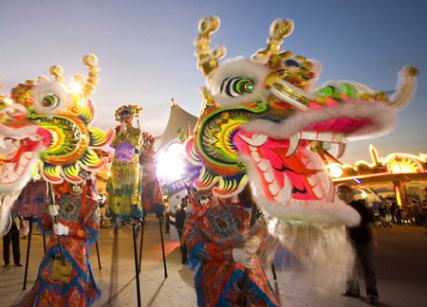 Chinese tourism to Dubai