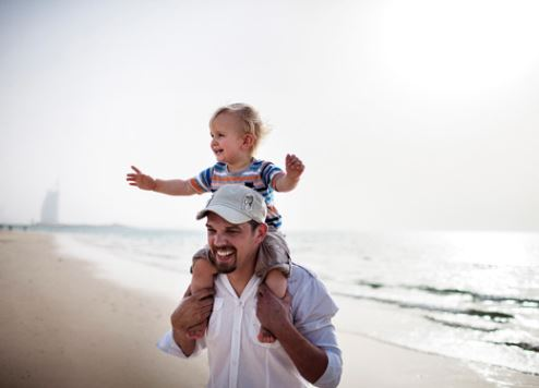 Dubai is becoming a top family holiday destination.