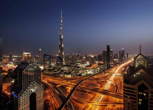 Dubai Sklyine