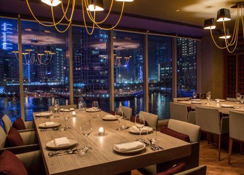 Marina Social restaurant