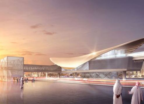 Dubai Metro Expansion