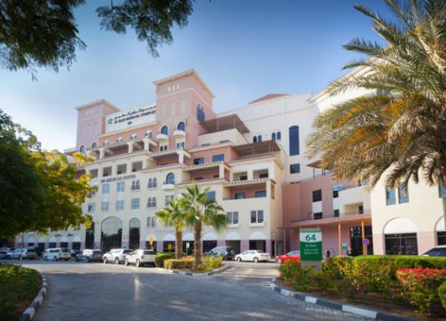Dubai Healthcare Authority