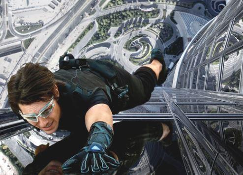 Tom Cruise Burj Khalifa