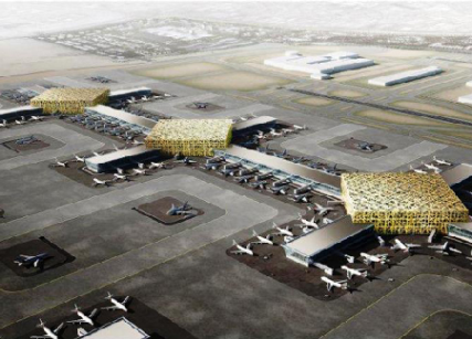 Al Maktoum International - Dubai World Central