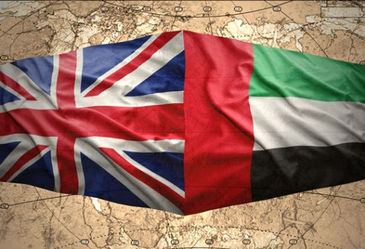UK investment in UAE