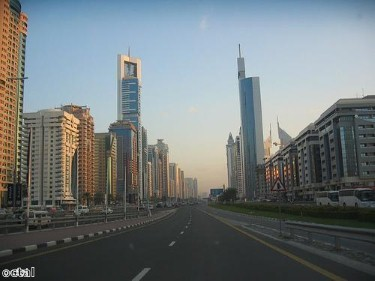 Chinese investors in Dubai