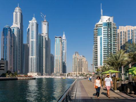Dubai visitor numbers soar in 2015