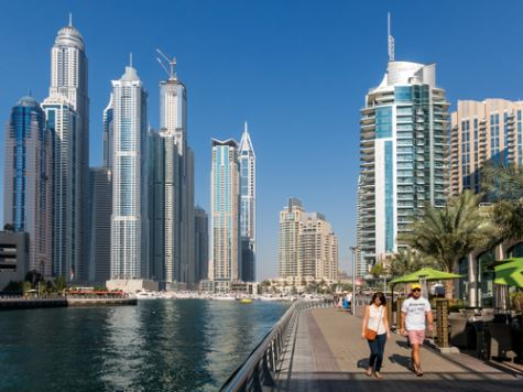 Dubai visitor numbers soar in 2015