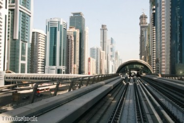 Dubai 'starts work on Route 2020 project'