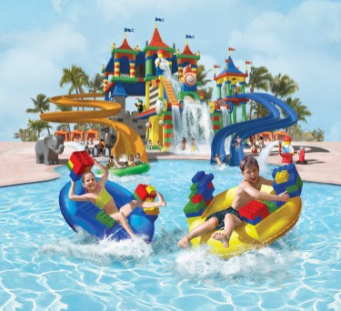 Legoland Dubai 'to make a splash with a water park'