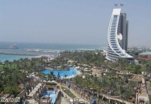 Dubai's parks are helping to boost tourism
