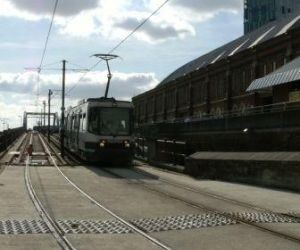 Hotel links to new tram service discussed