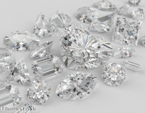 Dubai named a major platform for diamond trading