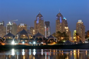 Dubai's JW Marriott Marquis opens second tower