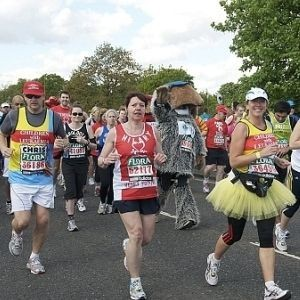 Dubai teen sets new marathon record