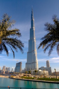 Plans proposed to encase Burj Khalifa in reflective fabric