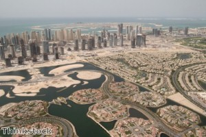 Dubai property market increases by 53% in 2013