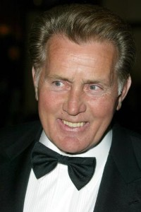 Q&A with Martin Sheen in Dubai