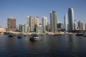 Powerboat racing in Dubai this weekend