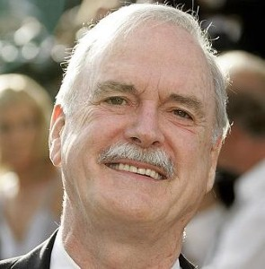 John Cleese in Dubai this week
