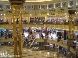 Dubai has 'most shopping space' per person in MENA