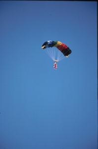 Parachute championship set for Dubai