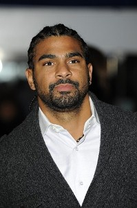 David Haye to open gym in Dubai