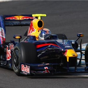 Red Bull F1 car to lead Dubai Grand Parade